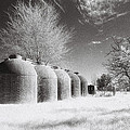 Wine Vats Rutherglen by Linda Lees