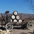 Wine Wagon by Jewels Blake Hamrick