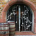 Winery Doors by Gerry Bates