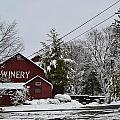 Winery by Michael Brooks