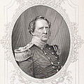Winfield Scott 1786-1866 From The History Of The United States, Vol. II, By Charles Mackay by Mathew Brady