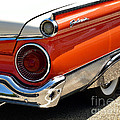 Wing And A Skirt - 1959 Ford by John Waclo