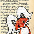 Winged Fox by Kim Niles