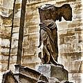Winged Victory - Louvre by Jon Berghoff