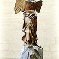 Winged Victory Of Samothrace by Conor OBrien