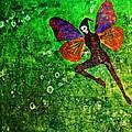 Wings 10 by Maria Huntley