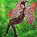Wings 17 by Maria Huntley