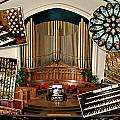 Winnipeg Church Montage by Jenny Setchell