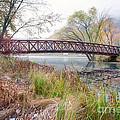 Winona Footbridge by Kari Yearous