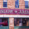 Winslow Arizona 2 by Angus Hooper Iii