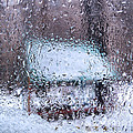 Winter Abstract by Konstantin Sutyagin