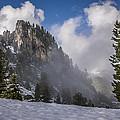 Penken Tyrol Alps Winter Landscape Photography by Alex Saunders