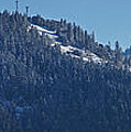 Winter And Mt Baldy Panorama by Mick Anderson