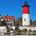 Winter At Nauset by Catherine Reusch Daley