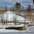 Winter At The Gmha II by Mark J Curran