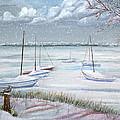 Winter Blue by Dorothy Riley