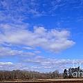 Winter Blue by Robert Nickologianis