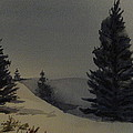 Winter Blues by Betty-Anne McDonald