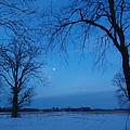 Winter Blues by Dan McCafferty