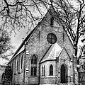 Winter Church by Margie Hurwich