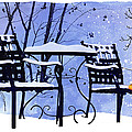 Winter Days by Ron Jones