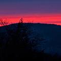 Winter Dusk by Paul Mangold