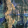 Winter Falls by Bill Gallagher