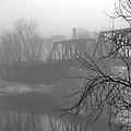 Winter Fog by Bob Orsillo