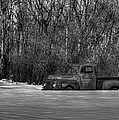 Winter Ford Truck 1 by Thomas Young