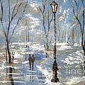 Winter Frost by Collin A Clarke