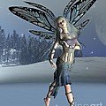 Winter Frost Fairy by Fairy Fantasies