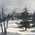 Winter Grey by Pat Steiner