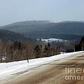 Winter Hillsides by Christian Mattison