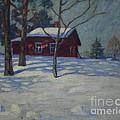 Winter House by Janne Muusari