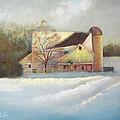 Winter Hush by Loretta Luglio
