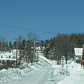 Winter In Maine by Brenda Ketch