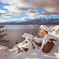 Winter In Tahoe by Jonathan Nguyen
