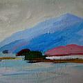 Winter Islands - Mdi by Francine Frank