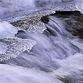 Winter Lace by Yvonne Powell
