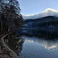 Winter Lake by Randal Bruck