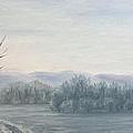 Winter Landscape by Andreja Dujnic