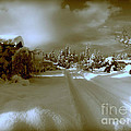 Winter Lane by Micki Findlay