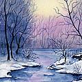 Winter Light by Brenda Owen