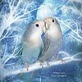 Winter Love by Carol Cavalaris