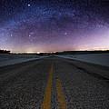 Winter Milky Way by Aaron J Groen
