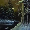 Winter Moon by Eugene Budden