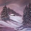 Winter Moon by Janice Pariza