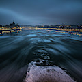 Winter Morning In Budapest by Bal?zs Luk?csi