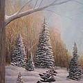 Winter Morning by Rick Huotari