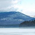 Winter Mountain by Mim White